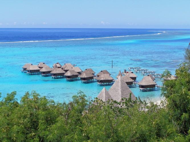 Polinesia. Viaggio di nozze.