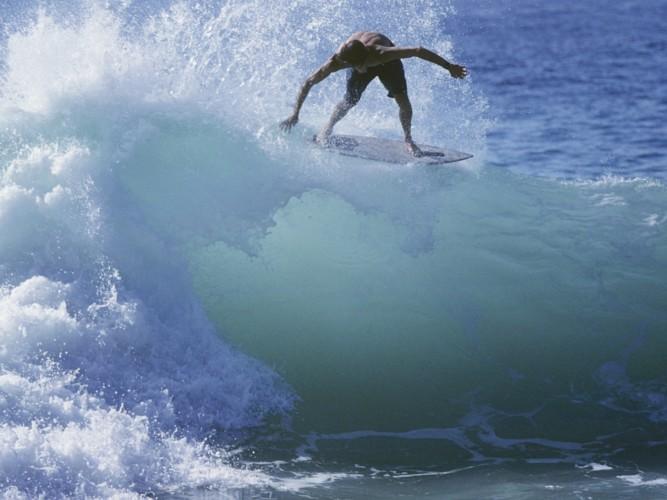 Viaggio surfisti